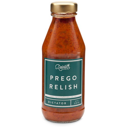 Reivilo Prego Relish